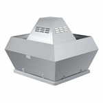 Крышный вентилятор DVNI 560EC roof fan insulated Systemair